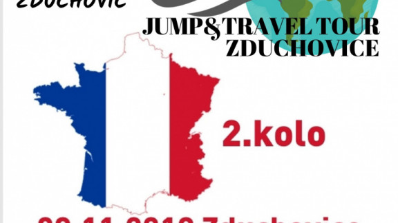 2. kolo Jump&travel tour Zduchovice